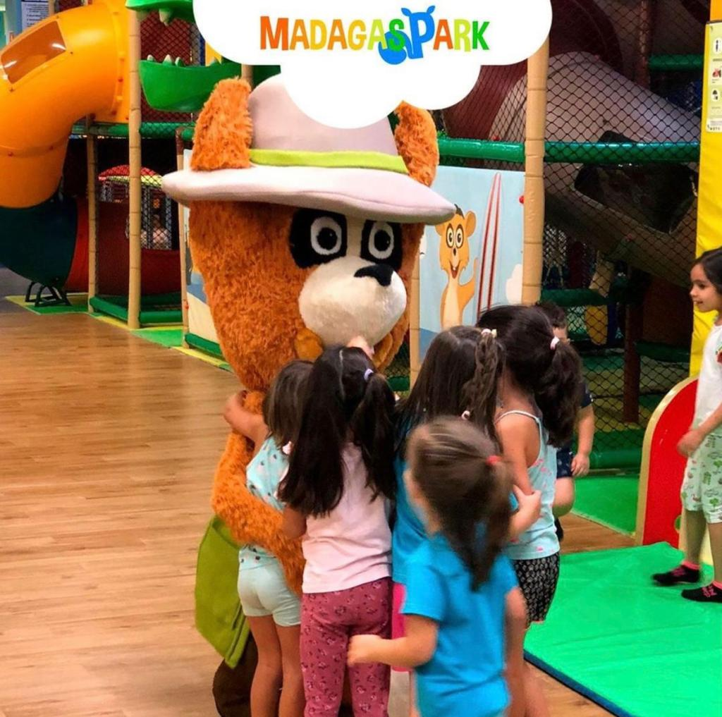 Parque infantil de bolas en Valencia